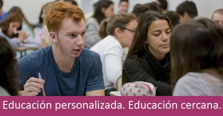 Educación personalizada CUP